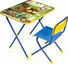 """Комплект """"Познайка"""" для детей от 1,5 до 3 лет (стол высотой"""