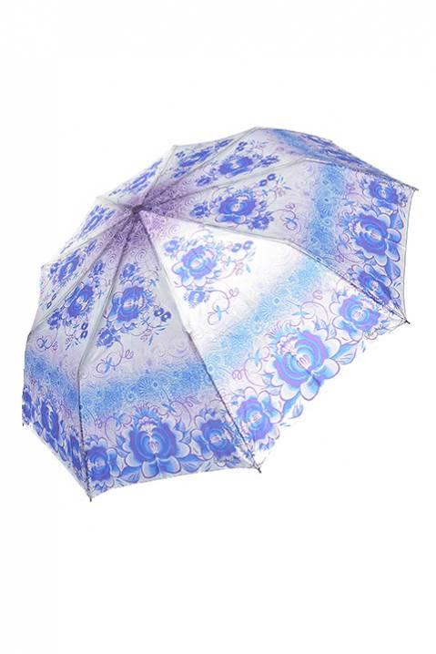 Зонт жен. Universal L430-2 полуавтомат