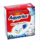 """Таблетки для ПММ """"Aquarius"""" ALLin1 (midi) 28 штук"""