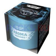 Ароматизатор гелевый для автомобиля 100мл Aroma Motors OASIS  Грасс GRASS 1/12