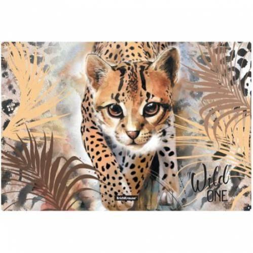 Подкладка для письма А3 48740 Wild Cat Erich Krause {Россия}