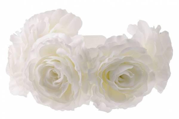 Цветы ободки