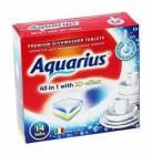 """Таблетки для ПММ """"Aquarius"""" ALLin1 (mini) 14 штук"""