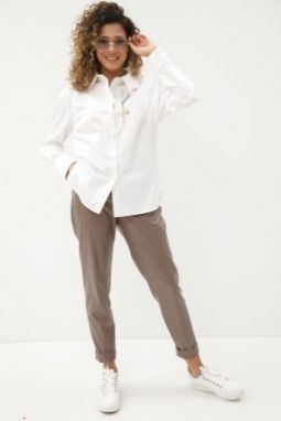 Рубашка Kod-127 1025 белый