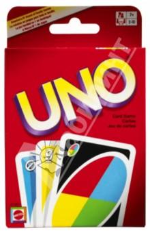 Настольная игра Классическая UNO (W2087)