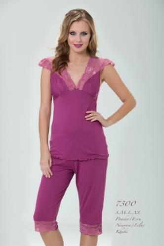 MARIPOSA пижама с капри 7300