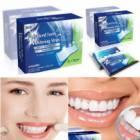 Отбеливающие полоски для зубов Advanced Teeth Whitening Strips 14 штук