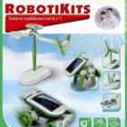 Солнечный конструктор ROBOT KITS