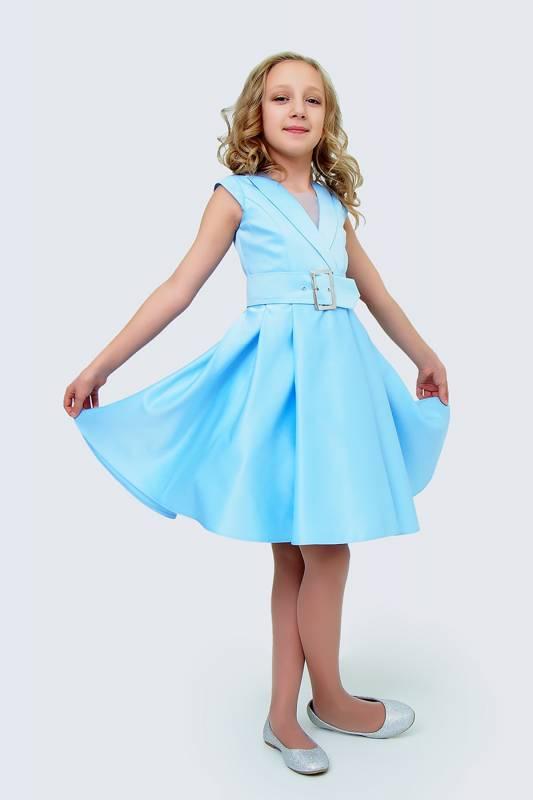 Платье детское + ремешок