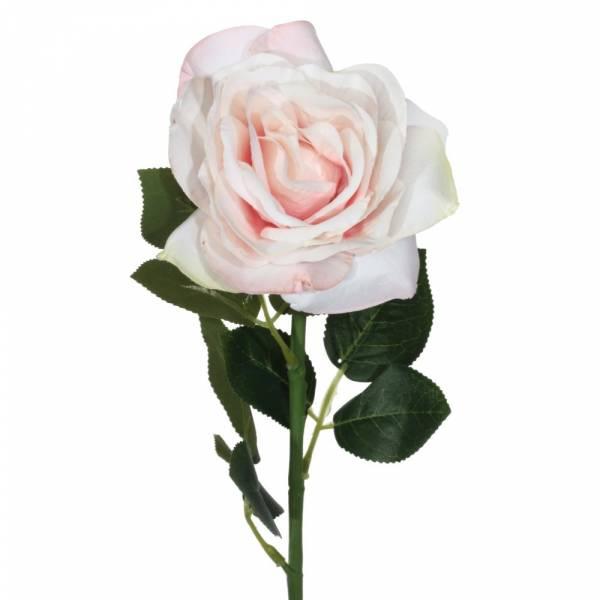 "Цветок искусственный ""Роза"", L14 W14 H67 см"