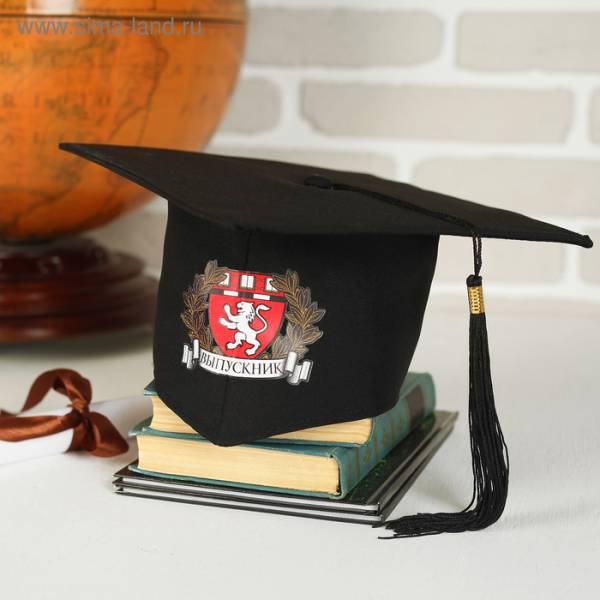 Шляпа выпускника «Выпускник»
