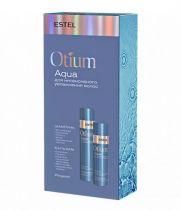 Набор для интенсивного увлажнения волос OTIUM AQUA