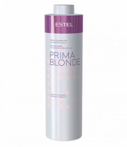Блеск-шампунь для светлых волос PRIMA BLONDE, 1000мл