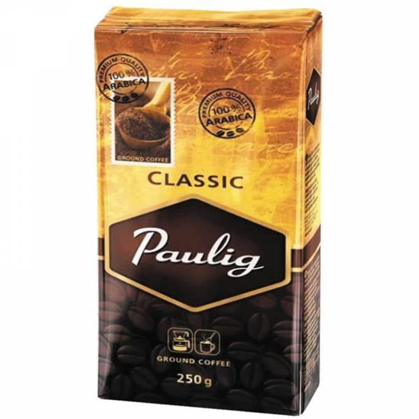 Кофе молотый Paulig Classic, 250г:  штр.:  6411300158102