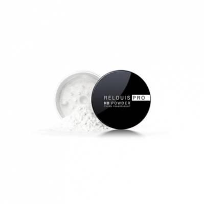 Relouis PRO Пудра-фиксирующая прозрачная HD powder тон Universal