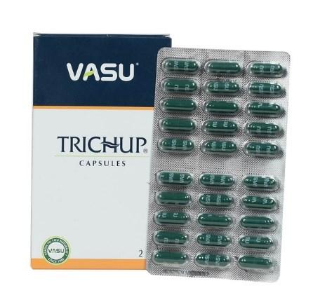 Тричуп Васу (капсулы против выпадения волос) Trichup Vasu 60 капс.