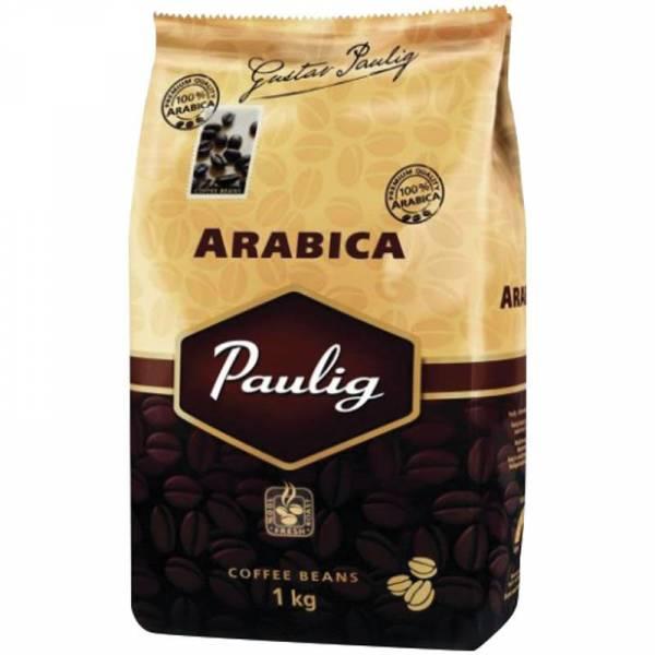 Кофе в зернах Paulig Арабика, 1кг: 514091 штр.:  6418474039008