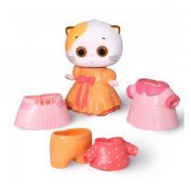 """Мини Ли-Ли игрушка + 5 предметов одежды """"Малиновое настроение"""""""