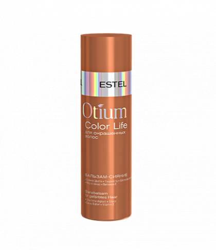 Бальзам-сияние для окрашенных волос OTIUM COLOR LIFE (200 мл)