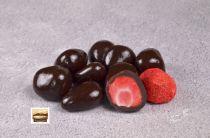 Клубника НАТУРАЛЬНАЯ в ТЕМНОЙ шоколадной глазури 3 кг