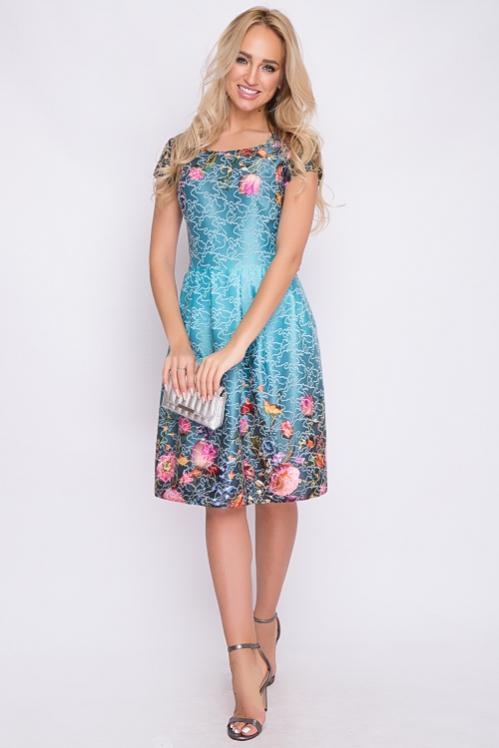 Платье 7934