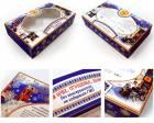 Подарочная упаковка для пряников весом 110грамм и 130грамм УП110\130