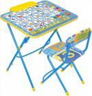 """Комплект""""КУ3"""" стол- парта с пеналом и подножкой для детей о"""
