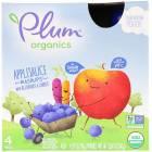 Plum Organics, Органический продукт, аппетитная смесьмс черникой и мор