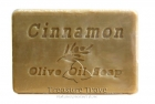 Мыло оливковое натуральное,1 кат.,с корицей,Knossos 100 гр.