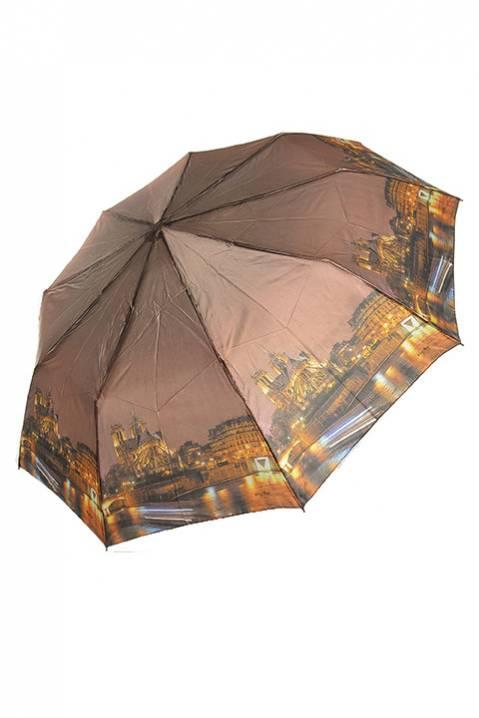 Зонт жен. Universal L339-3 полуавтомат